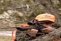 شکارچیان غیر مجاز در الموت شرقی دستگیر شدند