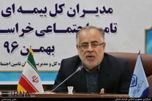10هزار کارگاه زیر پوشش بیمه تامین اجتماعی خراسان شمالی است