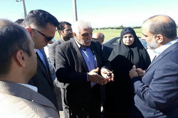 احداث جاده دسترسی مهرگان - قزوین مطالبه مردم منطقه است