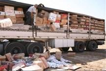 پرونده کالای قاچاق در شاهرود2برابر شد
