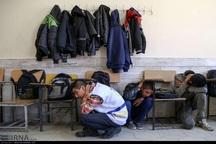 مانور زلزله در مدارس خراسان شمالی برگزار شد