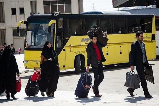امسال 2 میلیون مسافر در آذربایجان غربی جابجا شده اند