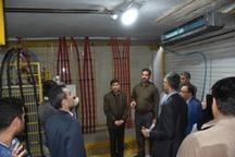۴ پروژه برق رسانی در آبادان به بهره برداری رسید
