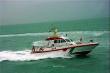 15دریانورد توفان زده در آبهای خلیج فارس نجات یافتند