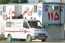 تصادف زنجیرهای 30 خودرو در تبریز 2 مصدوم داشت