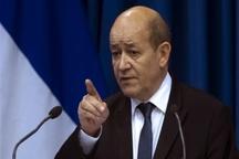 وزیر خارجه فرانسه مدعی شد: ایران قطعنامه 2231 شورای امنیت را نقض کرد