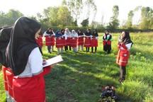 افزون بر 15 هزار نفر آموزش های هلال احمر را فراگرفتند