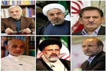 ستادهای انتخاباتی چهار نامزد انتخابات ریاست جمهوری در خراسان رضوی  فعال شد