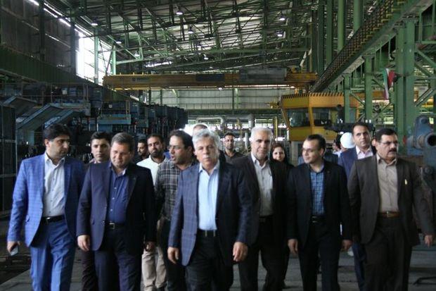 100 میلیون یورو به مجتمع فولاد دزفول اختصاص یافت
