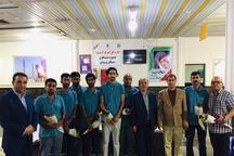ورود خدمه کشتی شباهنگ به ایران