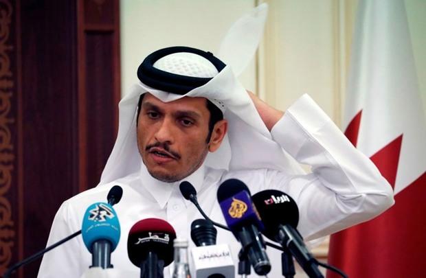 مخالفت قطر با بازگشت سوریه به اتحادیه عرب