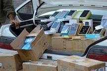 سه خودرو حامل کالای قاچاق در باشت توقیف شد