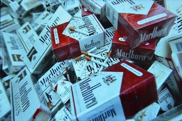 محموله سیگار قاچاق در تالش توقیف شد