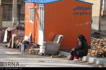 نیاز شهرستان های زلزله زده از زبان فرمانداران