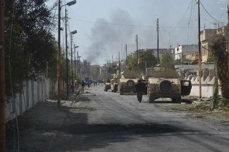 نیروهای عراقی ورود به  سه محله جدید در موصل را آغاز کردند