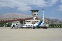 طرح تطویل باند فرودگاه یاسوج آماده بهره برداری شد