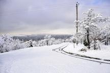 برف مسیر پنج روستای دهدز را مسدود کرد