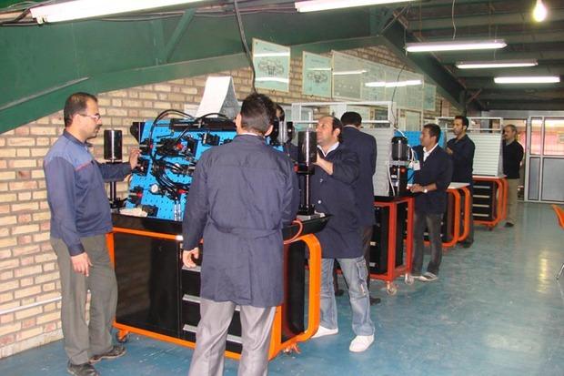 کردستان بیش از 29 هزار متر مربع فضای کارگاهی فنی و حرفه ای دارد