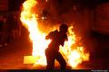 آتش زدن پدر به خاطر کارت عابر بانک
