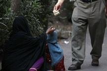 باندهای تکدی گری از کودکان خیابانی استفاده ابزاری می کنند