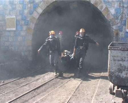 گازگرفتگی در معدن زغالسنگ راور کرمان یک کشته و 2مصدوم بر جای نهاد