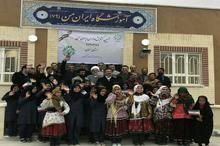 پویش ایران من 100 مدرسه در کشور می سازد