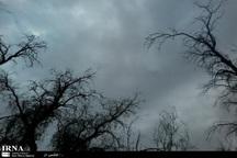 گرد و غبار آسمان کرمانشاه را ترک می کند