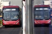 خدمات اتوبوسرانی برای تماشاگران بازی پرسپولیس و السد