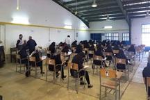 آزمون مهارت صنعت ساختمان در آستارا برگزار شد