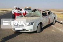 ۵ کشته با واژگونی دو خودرو در شمال و جنوب فارس