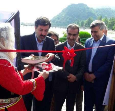 افتتاح چند کارگاه و نمایشگاه صنایع دستی در لاهیجان و لنگرود