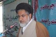امام جمعه دوگنبدان:دشمنان به دنبال ایجاد تفرقه در کشور هستند