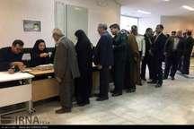 72 درصد میزان مشارکت مردم بروجن در انتخابات