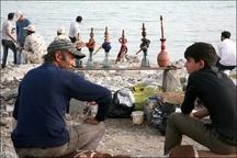 ساحل بندرعباس با طمع دود تنباکوهای سمی