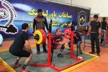 قهرمانی ورزشکار خوزستانی در رقابت های بین المللی راوپاورلیفتینگ