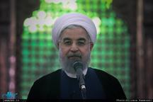 رییس جمهور روحانی: مردم به مردمسالاری رای می دهند