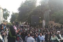 مدافعان حریم خانواده در گرگان تجمع کردند