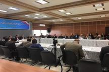 برگزاری نشست کارگروه تسهیل و رفع موانع تولید البرز در ساوجبلاغ