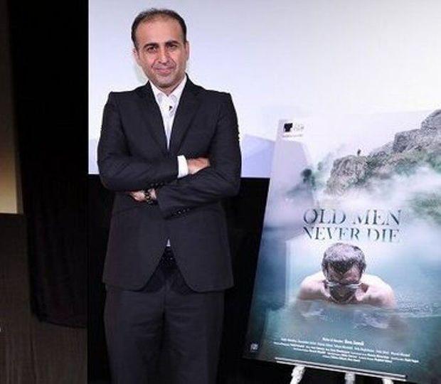 فیلمساز جوان اردبیلی با پیرمردهایش در توکیو ژاپن درخشید