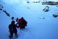 مفقود شدن 9 کوهنورد در ارتفاعات دنا   تلفن همراه کوهنوردان خاموش است