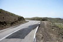 راه های رودبار الموت قزوین ایمن سازی شد