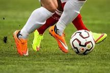 مسابقات فوتبال زیر گروه امیدهای کشور در رشت آغاز شد