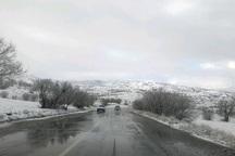 ارتباط  20 روستای جوانرود با مرکز شهرستان قطع شد