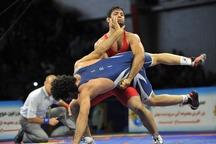 کشتی گیر خوزستانی طلای رقابت های قهرمانی آسیا را کسب کرد