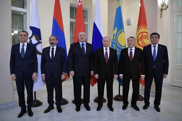 موافقت نامه محدوده آزاد تجاری با ایران مورد تایید اتحادیه اوراسیا قرار گرفت