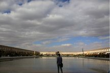 هوای اصفهان، ابری با وزش باد شدید پیش بینی می شود