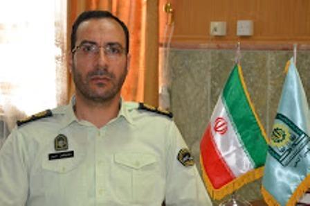 پلیس استان مرکزی عامل اصلی باند سرقت احشام کشور را درتهران دستگیرکرد