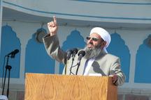 مولوی عبدالحمید اقدام آمریکا علیه سپاه را محکوم کرد