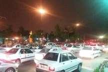 شهروندان اردبیلی صعود تیم ملی فوتبال ایران به جام جهانی را جشن گرفتند
