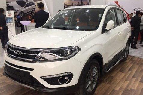 رونمایی از نسخه جدید خودروی شاسی بلند تیگو 5+ تصاویر و قیمت